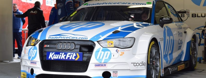 TRADE PRICE CARS RACING TARGETS STRONG START AT BRANDS HATCH