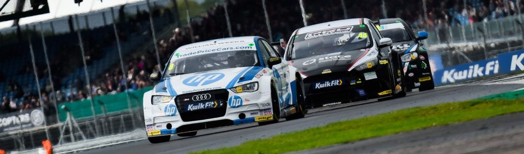 POINTS AND PROGRESS FOR BLUNDELL AT SILVERSTONE