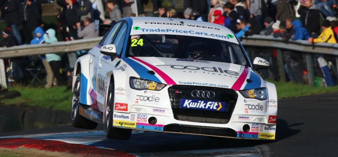 TRADE PRICE CARS RACING SEEK TO BUILD ON KNOCKHILL SUCCESS