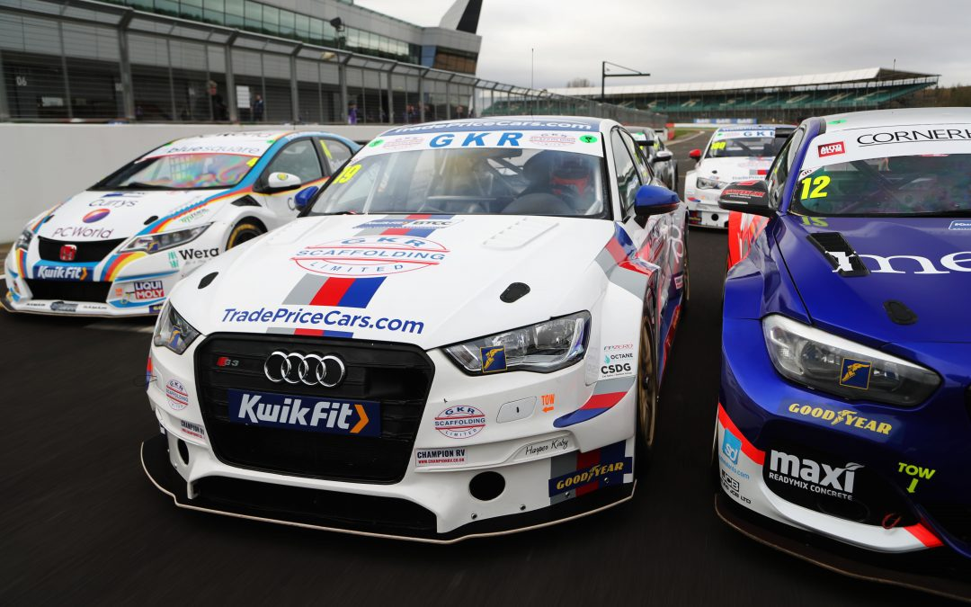 Promising pace for GKR TradePriceCars.com in Silverstone test