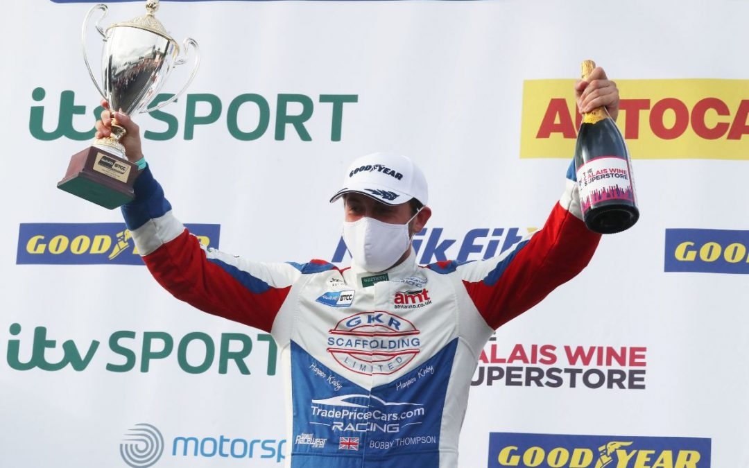 GKR TradePriceCars.com secures second straight Jack Sears Trophy at Oulton Park