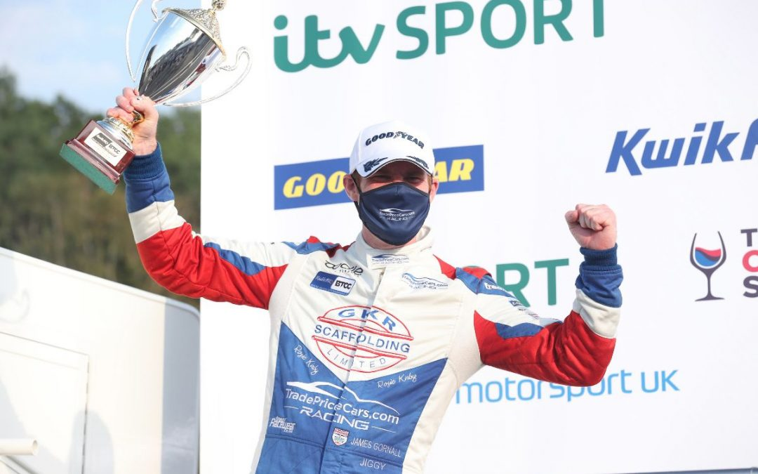 Strong points and Jack Sears Trophy honours for GKR TradePriceCars.com
