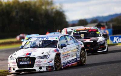 Highs and lows for GKR TradePriceCars.com at Croft