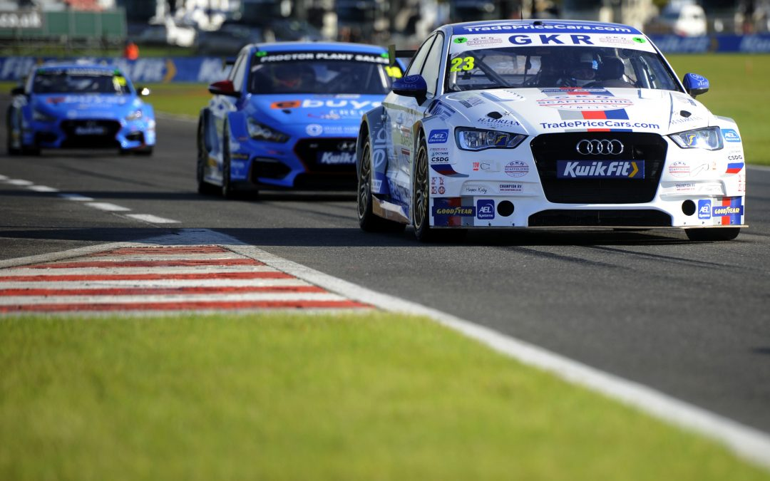 GKR TradePriceCars.com chasing strong finish at Brands Hatch
