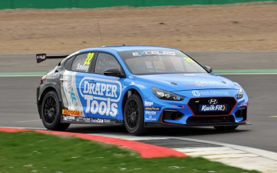 EXCELR8 Trade Price Cars retain Chris Smiley for 2021 BTCC programme