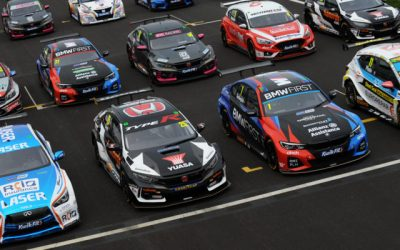 TOCA CONFIRMS FULL GRID FOR 2021 BTCC