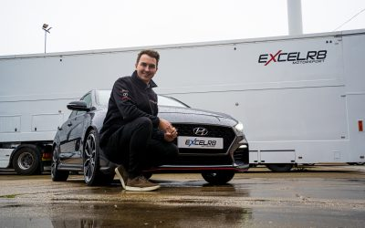 Ingram targets title tilt as he announces 'multi-year' deal with EXCELR8 Trade Price Cars