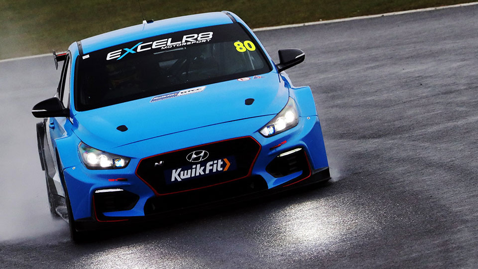 'Fits like a glove': Ingram buzzing after first Hyundai test