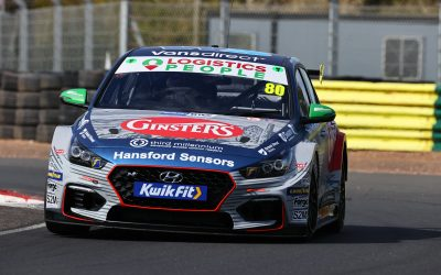 On-track and on the pace: Ingram rapidly getting to grips with new Hyundai